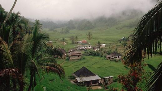 Kampong, Sumatra