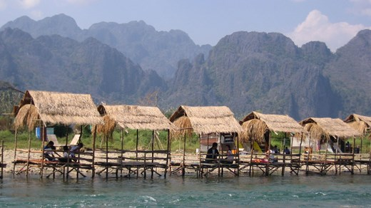 Hyddor i Laos