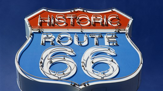 Road Trip- Route 66
