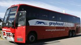Australien - Greyhound busspass