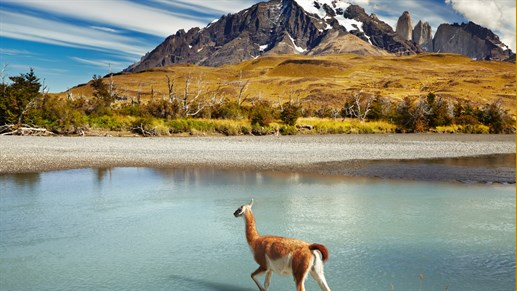 Torres del Paine National Park-Chile
