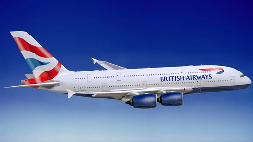 British Airways student och ungdomsbiljetter