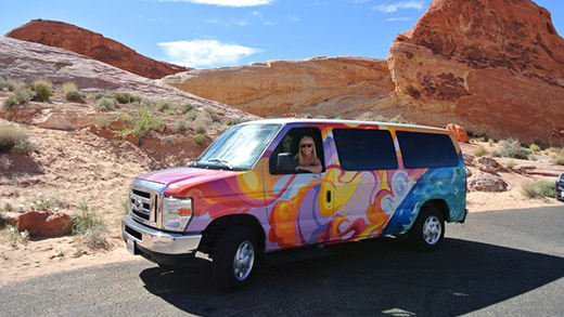 Road trip i USA med campervan fra Escape