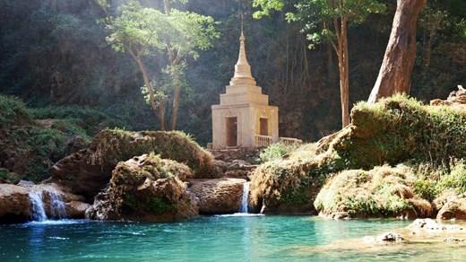 Upptäck Burmas vackra natur