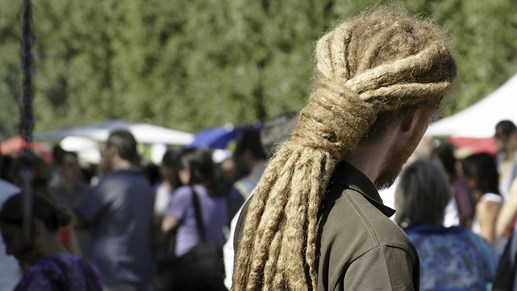 Backpacker stereotyper - Dreadsfolka
