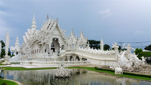 Emmely Thailand Wat Rong Khun