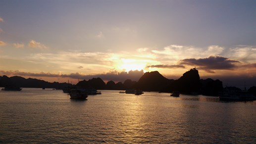 Emmely Vietnam Halong Bay
