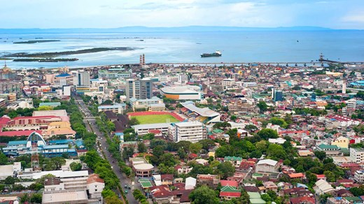 Cebu City is the second largest city in the Philippines