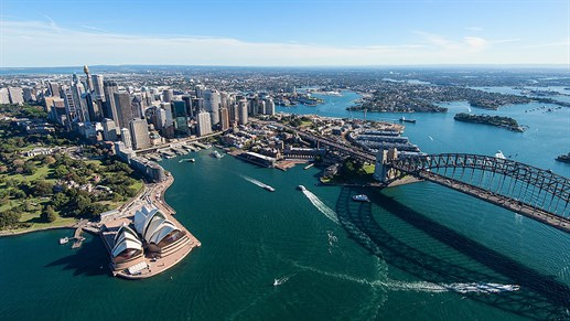 sydney-harbour-view